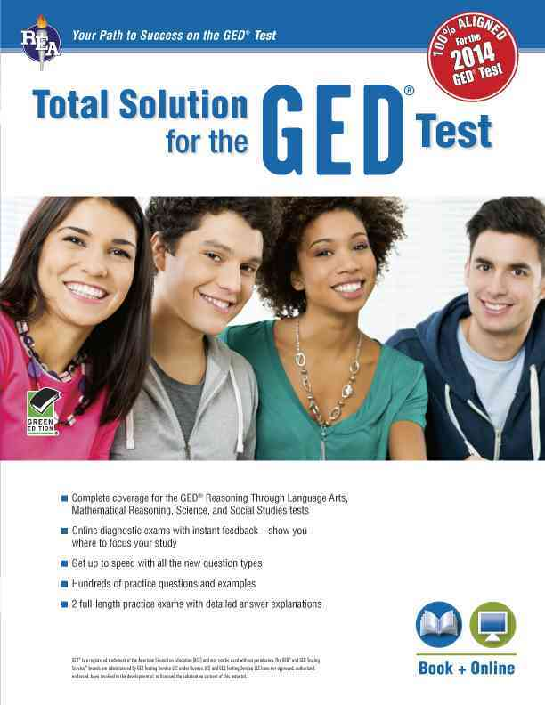 GED w/Online Praice Tests By Callihan, Laurie/ Reiss, Stephen/ Hearn, Kristen/ Mullins, Lisa